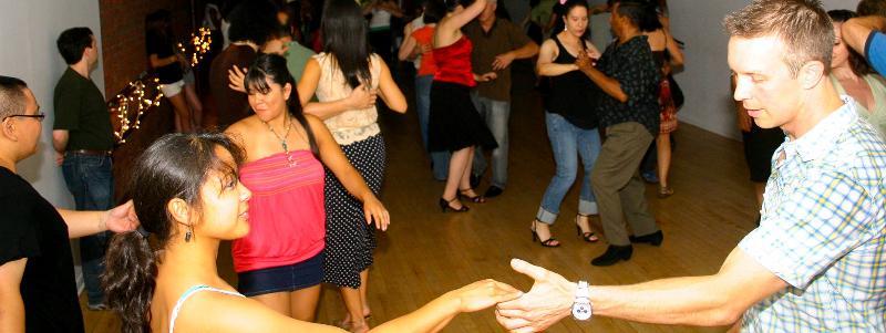 Dance revolution ann arbor