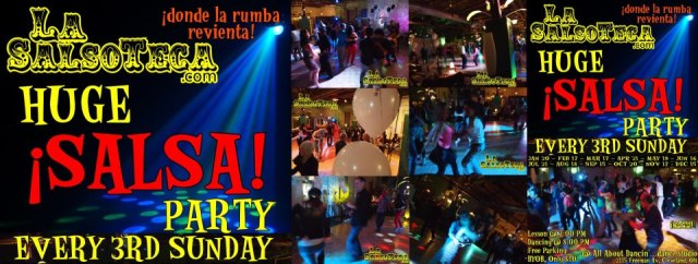 - Salsa Party - Cleveland -