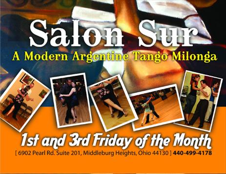 - Tango - Ohio - Fridays - 1st & 3rd -