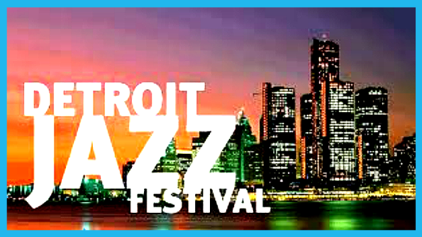- Detroit Jazz Festival - Logo Image -